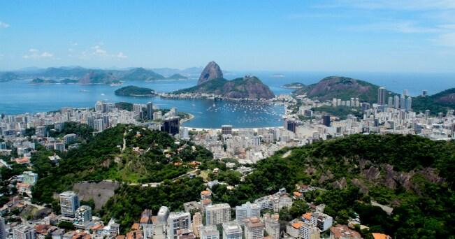 Rio  (foto Embratur – Ufficio Brasiliano del Turismo)