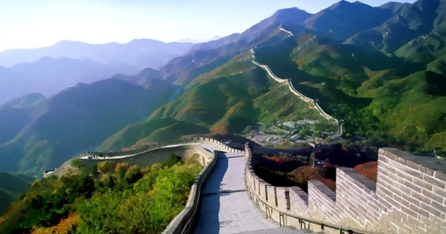 La Grande Muraglia: camminarci sopra è un'emozione che non si dimentica
