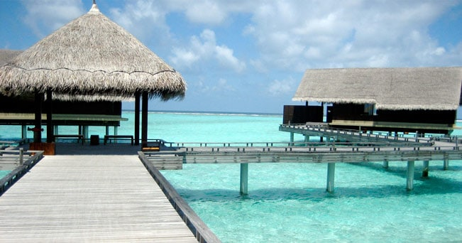 Il resort One&Only Reethi Rah alle Maldive