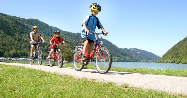 Lungo il Danubio è possibile scegliere l'itinerario individuale o di gruppo