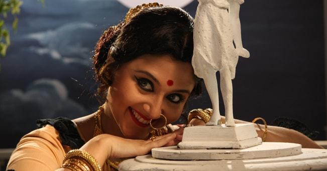 Una scena del film Bhooter Bhobishyot di Anik Datta, in programma al festival River to River