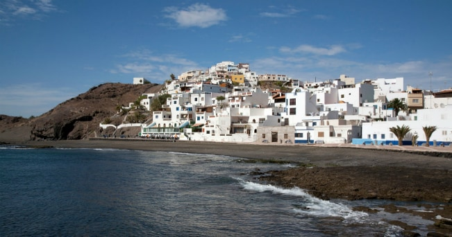 Caleta de Fuste a Fuerteventura nelle Canarie (foto Milestone Media)