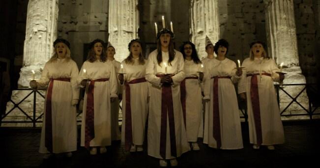 Roma e Milano in festa per Santa Lucia - Il Sole 24 ORE