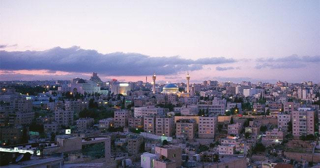 Amman, la più giovane capitale della regione