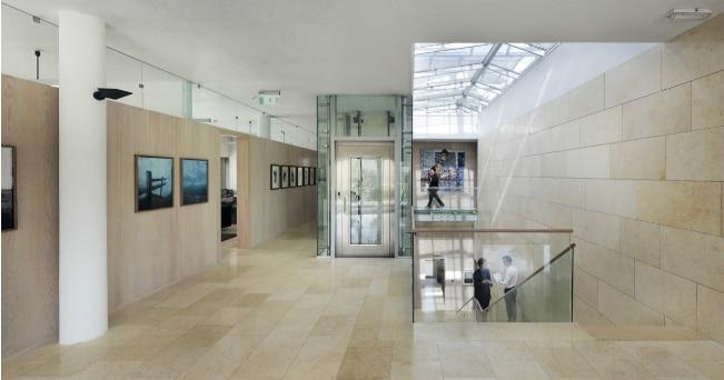 L'ambasciata olandese di Amman è stata premiata per la sua ecosostenibilità