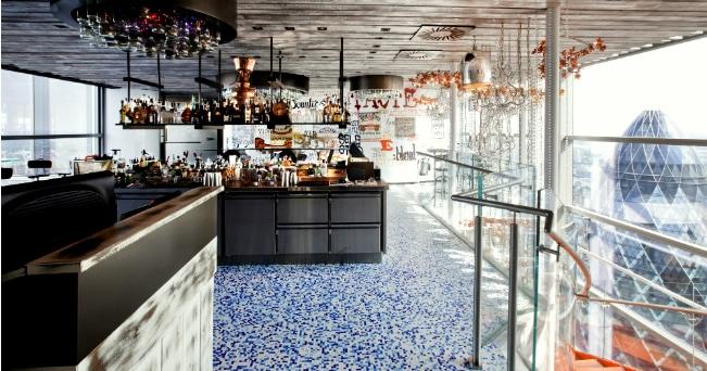 Londra, 6 ristoranti con vista mozzafiato - Il Sole 24 ORE