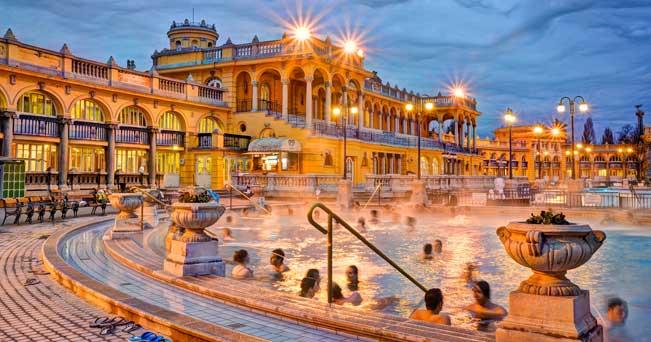 Budapest, antica fonte del benessere - Il Sole 24 ORE