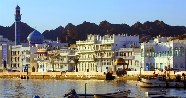 Muttrah (foto Oman Tourism)