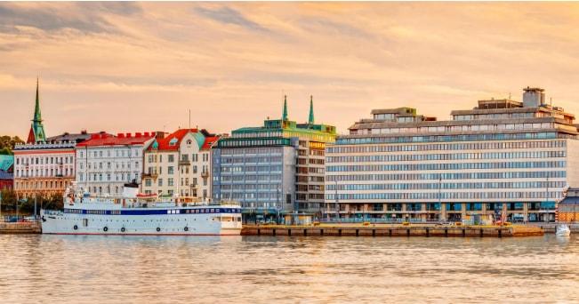 Veduta di Helsinki (PH IPA)