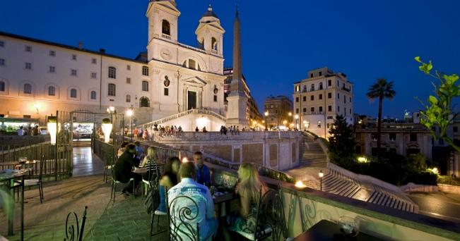 Terrazze in Italia: 5 aperitivi con vista - Il Sole 24 ORE