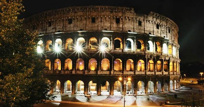 Il Colosseo (foto da Flickr.com)
