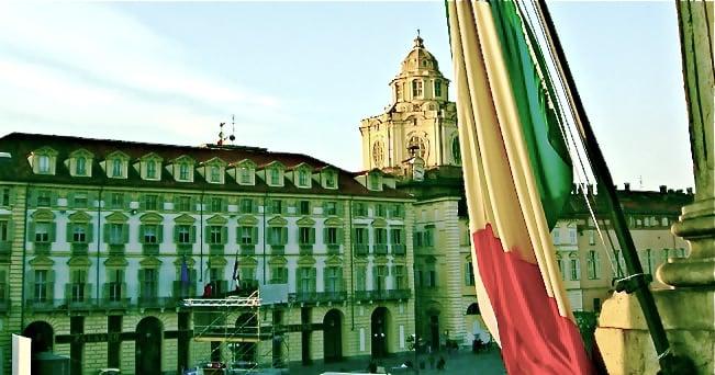 Palazzo Madama, foto Riviera Scritch da Flickr.com