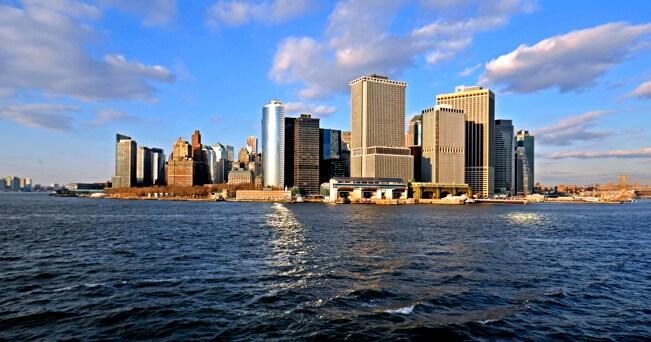 New York, i grattacieli di Manhattan (foto Enrico De Santis)