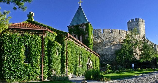 Belgrado, la chiesa della Santa Madre di Dio