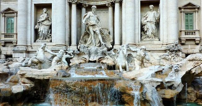 La fontana di Trevi (ph da TripAdvisor)