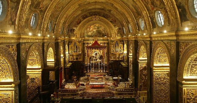 La Co-Cattedrale di San Giovanni (ph Malta Tourism Authority)