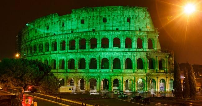 San patrizio il mondo in verde il sole 24 ore for Il verde mondo