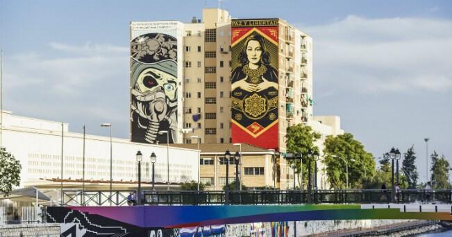 Soho è un quartiere pieno di locali, gallerie d'arte, eventi culturali (© Malaga City Tourist Board)