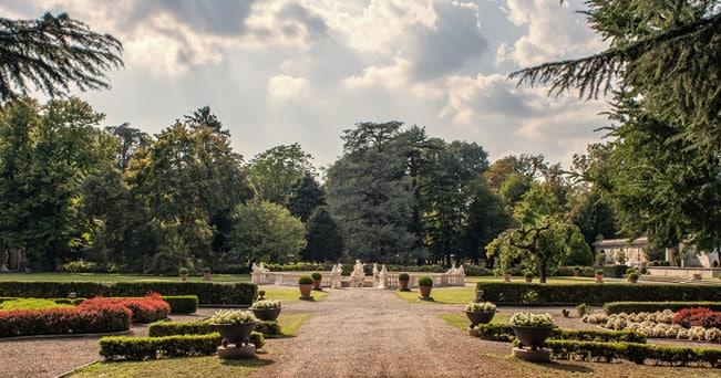 Il Parco di Villa Litta (PH Claudio Lepri)