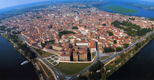 Veduta delli Mantova (ph Roberto Merlo)