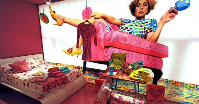 La boutique di Agatha Ruiz de la Prada