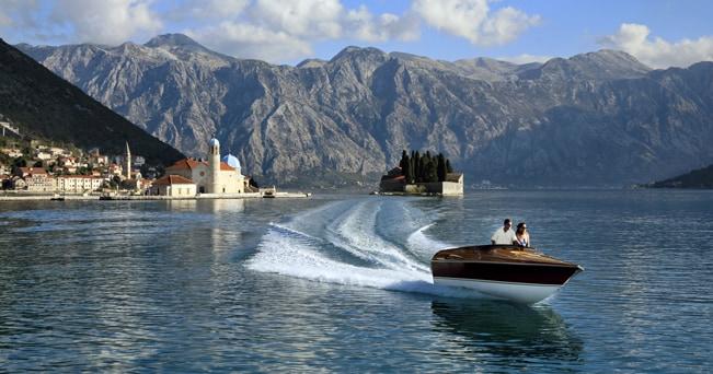 La baia di Kotor in Montenegro: un piccolo gioiello di architettura medievale, dichiarato dall'Unesco Patrimonio dell'Umanità