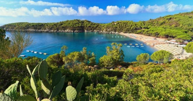 Isola d'Elba, in vacanza con Napoleone