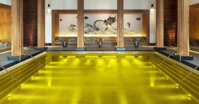 Vacanze attive 10 hotel per sportivi il sole 24 ore - Piscine acqua salata ...