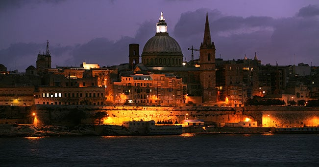Una veduta di La Valletta (PH Visit Malta)