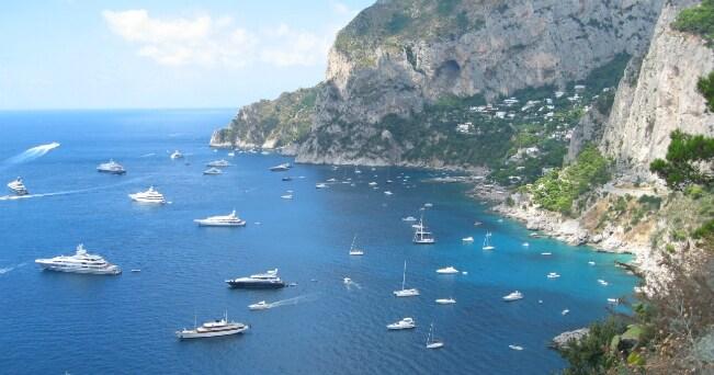 Capri, vince il primo premio della classifica Travelers' Choice Islands 2016, nella sezione Italia, di TripAdvisor (ph da TripAdvisor)
