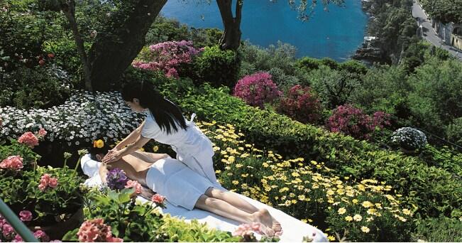 Il Belmond Hotel Splendido di Portofino (ph Genivs Loci)