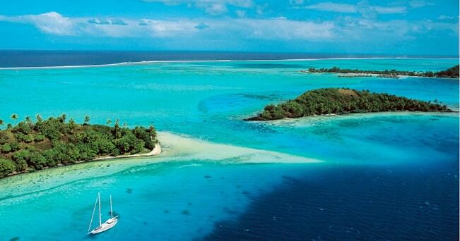 Polinesia la sensualit dei mari del sud il sole 24 ore for Ponte delle cabine di rapsodia dei mari 2