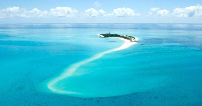 Veduta dell'atollo di Medjumbe, nell'arcipelago delle Quirimbas (foto safari-partners da Flickr.com)