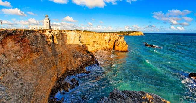 Faro de Los Morillos (foto George (foto George Oze / Alamy/Milestone Media)