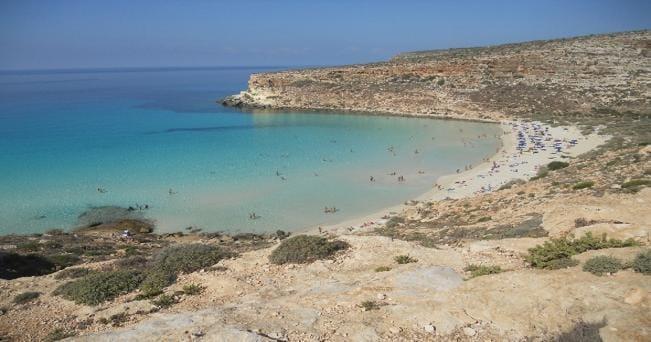 Spiaggia dei Conigli (Lampedusa)