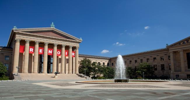 philadelphia museum of art un notevole tempio di cultura pittorica il sole 24 ore. Black Bedroom Furniture Sets. Home Design Ideas