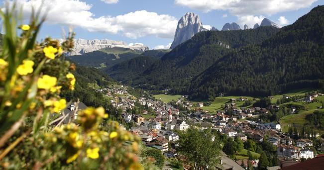 Val Gardena, St. Ulrich (fonte: APT)