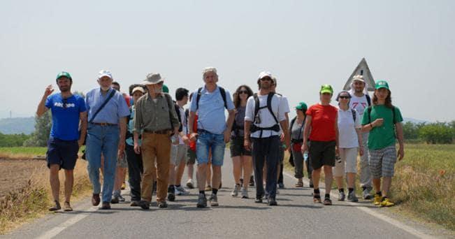 Camminatori di Repubblica nomade