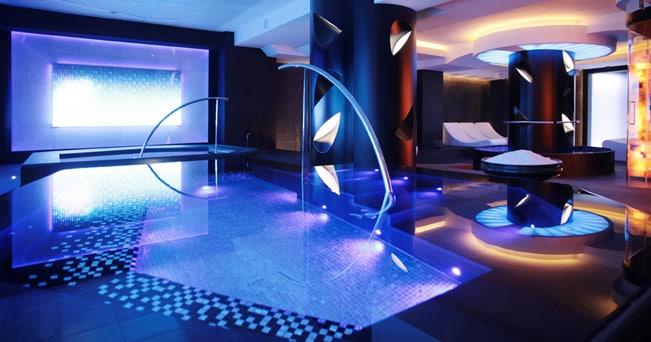 City spa il wellness dietro casa il sole 24 ore - Hotel piscina in camera ...
