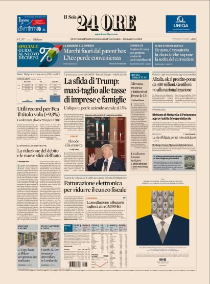 Edizione del 27 Aprile 2017