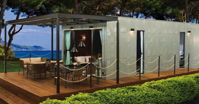 La casa mobile Queenslander di Crippaconcept: come in una suite
