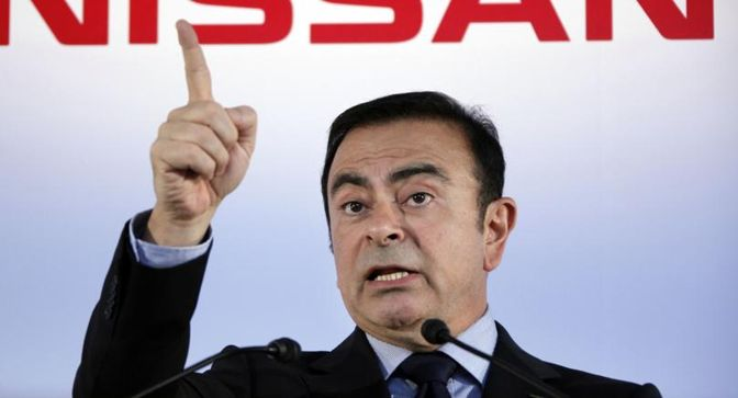 Carlos Ghosn (Ap)