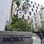 La sede di Luxottica Group  a Milano (Ansa)