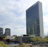 Sede dell'ONU a New York. (Afp)