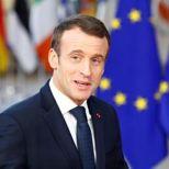 Emmanuel Macron, presidente della Francia. (REUTERS/Francois Lenoir)