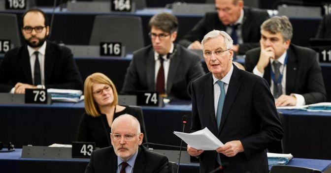 Michel Barnier (Epa)