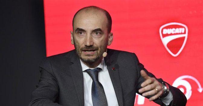 Claudio Domenicali, amministratore delegato di Ducati Holding