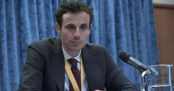 Il sottosegretario allo Sviluppo economico, Davide Crippa (Imagoeconomica)