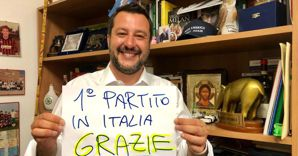 bd745b23cb Flat tax, Salvini: «Pronto piano da 30 mld». Conti dell'Italia sul ...