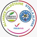 ALLIANCE VALDOTAINE - STELLA ALPINA - ITALIA VIVA